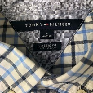 TOMMY HILFIGER NEW Classic Fit Button-Down Shirt